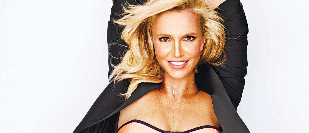 Britney Spears posts bikini videos on Instagram. (Photo: Women's Health)
