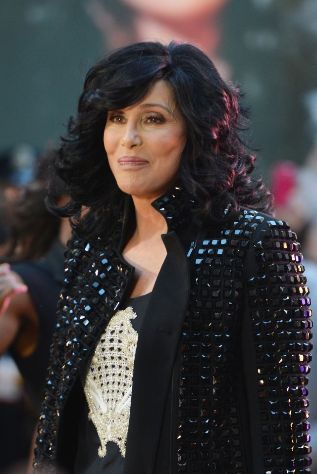 Cher says Donald Trump doesn't want to be president