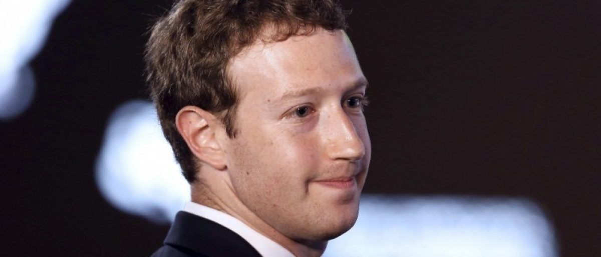 Facebook CEO Mark Zuckerberg during the II CEO Summit of the Americas on the sidelines of the VII Summit of the Americas in Panama City in this April 10, 2015 file photo.   REUTERS/Carlos Garcia Rawlins/Files