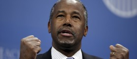 Ben Carson: Trump And Cruz Are 'The Status Quo'