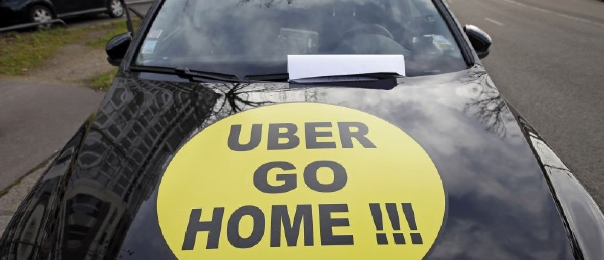 nj ride sharing rule denounced by uber and ta the daily caller. Black Bedroom Furniture Sets. Home Design Ideas