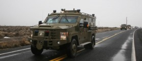 Untrained drivers of armored vehicles have led to 13 deaths on State Department missions. REUTERS/Jim Urquhart