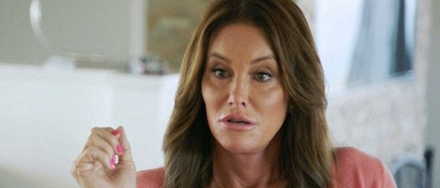 Caitlyn Jenner is conservative. (Photo: E! screen grab)