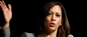 California Attorney General Kamala Harris wants nonprofit organizations to hand over donor names. (Photo by Gary Friedman/Los Angeles Times via Getty Images)