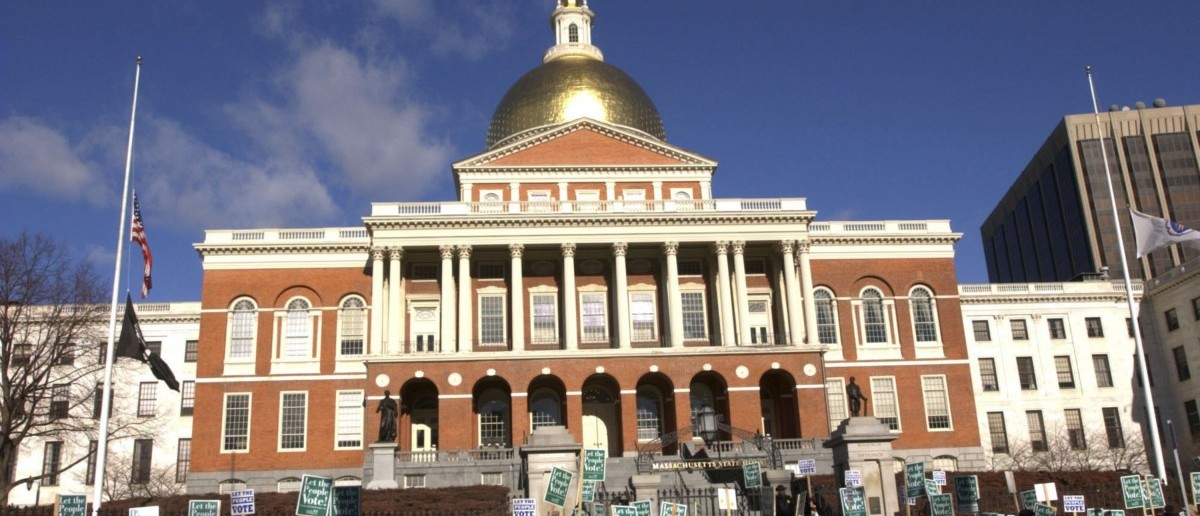 Boston State House (Photo by Darren McCollester/Getty Images)