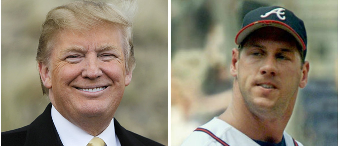 Donald Trump John Rocker (Reuters)