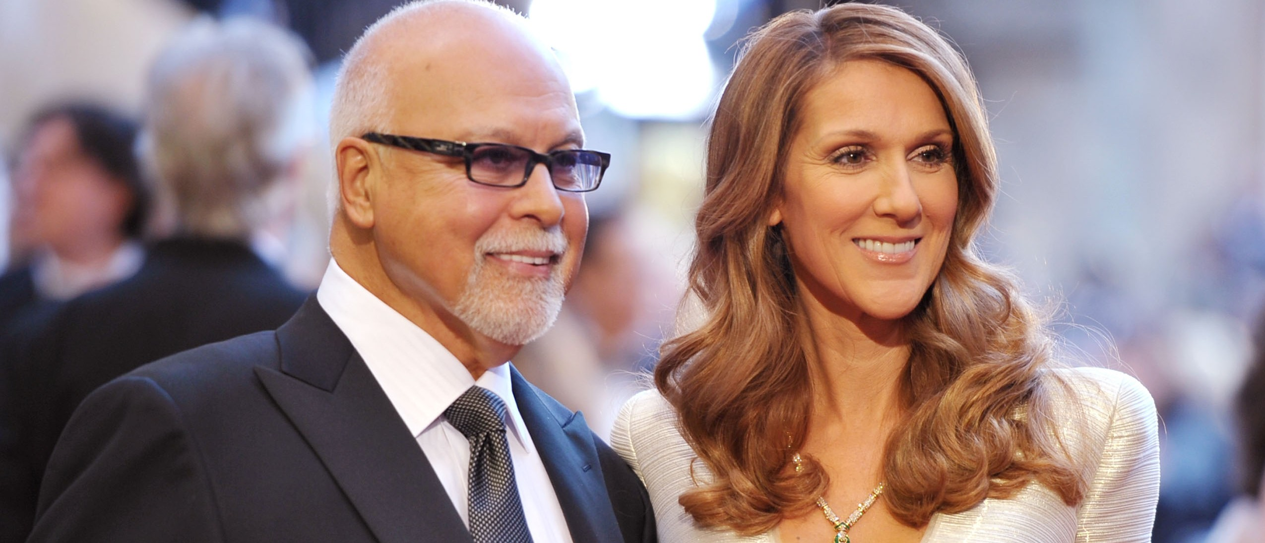 Celine Dion's husband dies. (Photo: John Shearer/Getty Images)