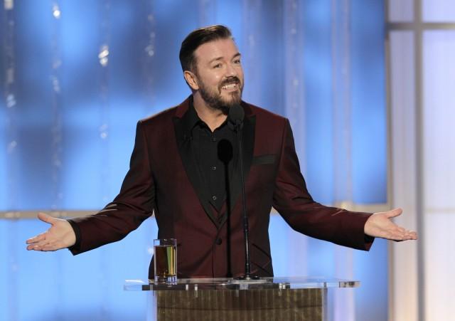 Ricky Gervais Caitlyn Jenner joke