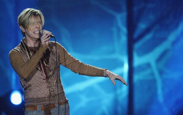 David Bowie dead