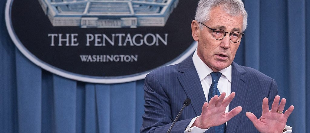 Hagel's Message To The Next President: 'Listen To The Military' (Getty Images)