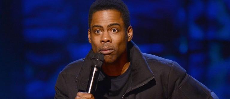Chris Rock criticizes Hollywood for lack of black actors