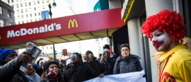 NY Fast-Food Wage Hike Gets More Legal Heat