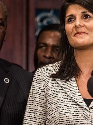 Sikh Choice -- SC Gov. Nikki Haley Tapped To Deliver GOP State Of The Union Response (Getty Images)
