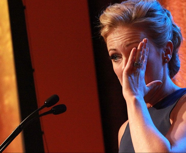 Melissa Joan Hart is a Christian. (Photo: Rachel Murray/Getty Images for Friends of the Family)