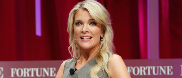 Megyn Kelly says Donald Trump tried to woo her. (Photo: Getty Images)
