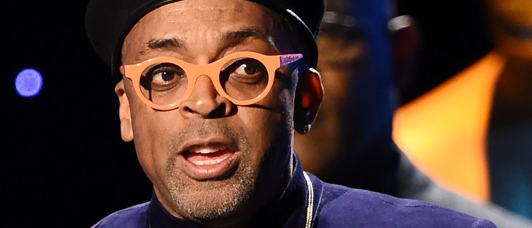 Spike Lee said it's easier to be president than a studio head. (Photo: Getty Images)