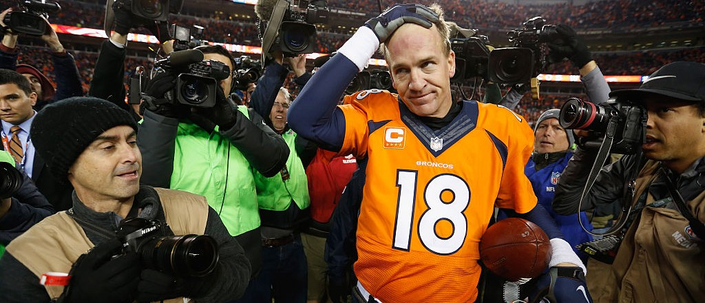 Why Is The NFL & ESPN Ignoring The Peyton Manning HGH Claims? (Getty Images)