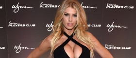 Charlotte McKinney's Top, Skirt Compete For Skimpiest Clothing Choice [SLIDESHOW]