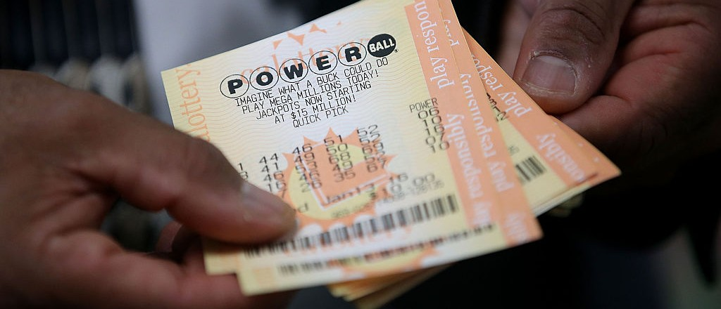 Foreigners Flood Northern, Southern Border Towns To Buy Powerball Tickets (Getty Images)