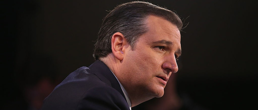 Fact Check: Ted Cruz Fumbles Football Question, Is Unfit To Be President (Getty Images)