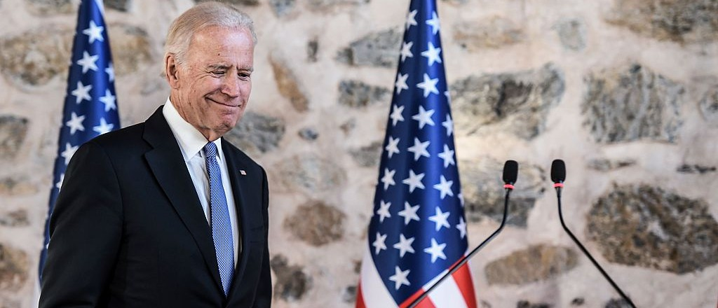 Biden: Trump Or Cruz Nomination Would Be A 'Gift From The Lord' For Dems (Getty Images)