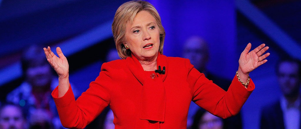 Former FBI Official Predicts Hillary Indictment Will Come During 'Heat Of The General Election' (Getty Images)