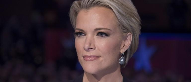 Megyn Kelly hair at Fox News debate