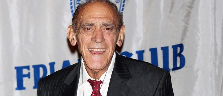 Abe Vigoda dies. (Photo: Scott Gries/Getty Images)