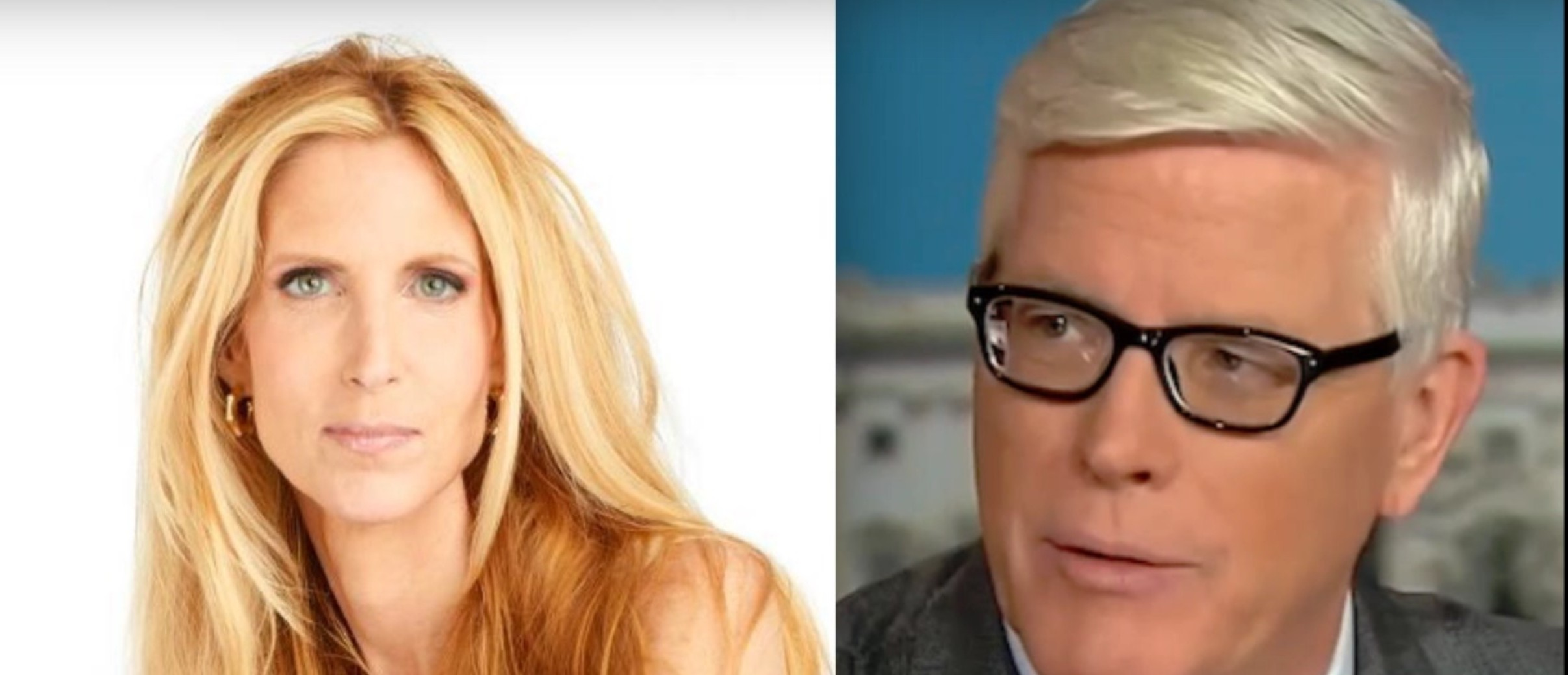 Hugh Hewitt To Ann Coulter: You Can