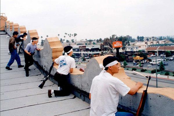 Koreans LA