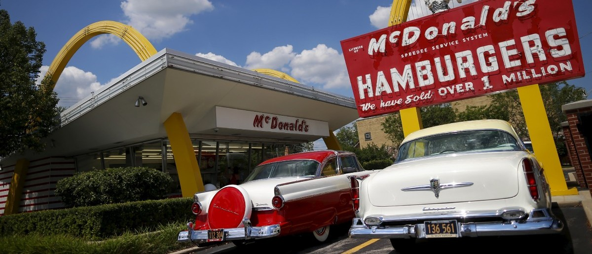 The McDonald's Restaurant Store Museum (REUTERS/Jim Young)