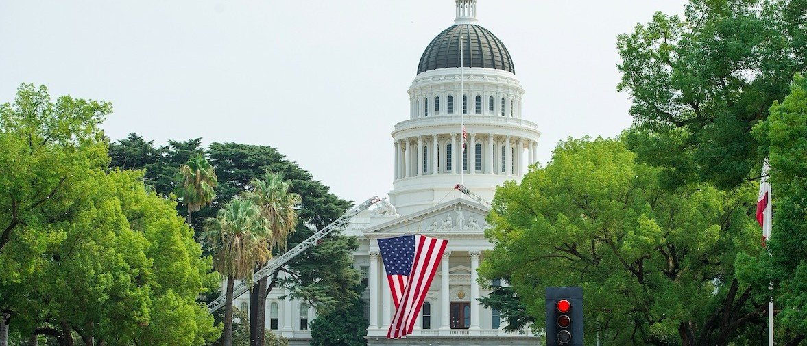 (California State Capitol Building/Reuters)