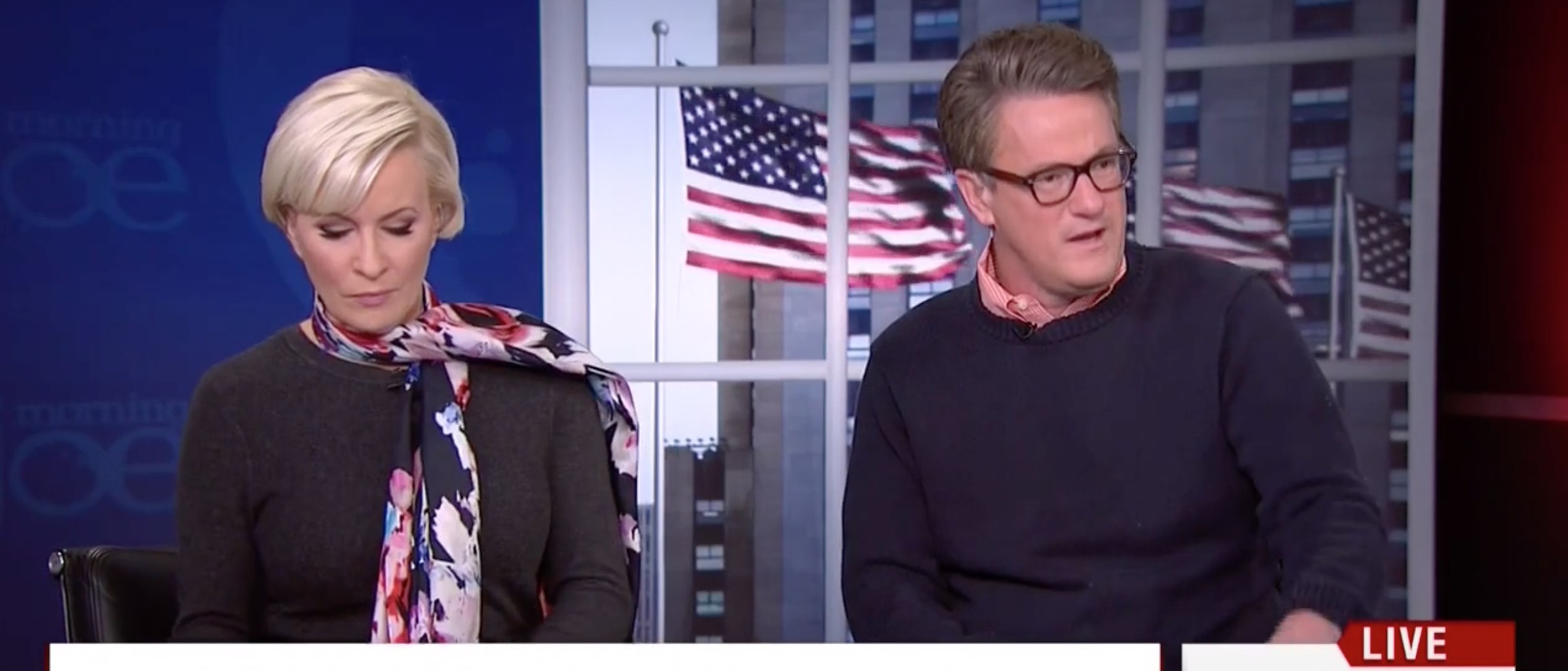 Scarborough: For Anyone But Trump, 'The Mainstream Media Would Have Called This Race' [screen shot MSNBC]