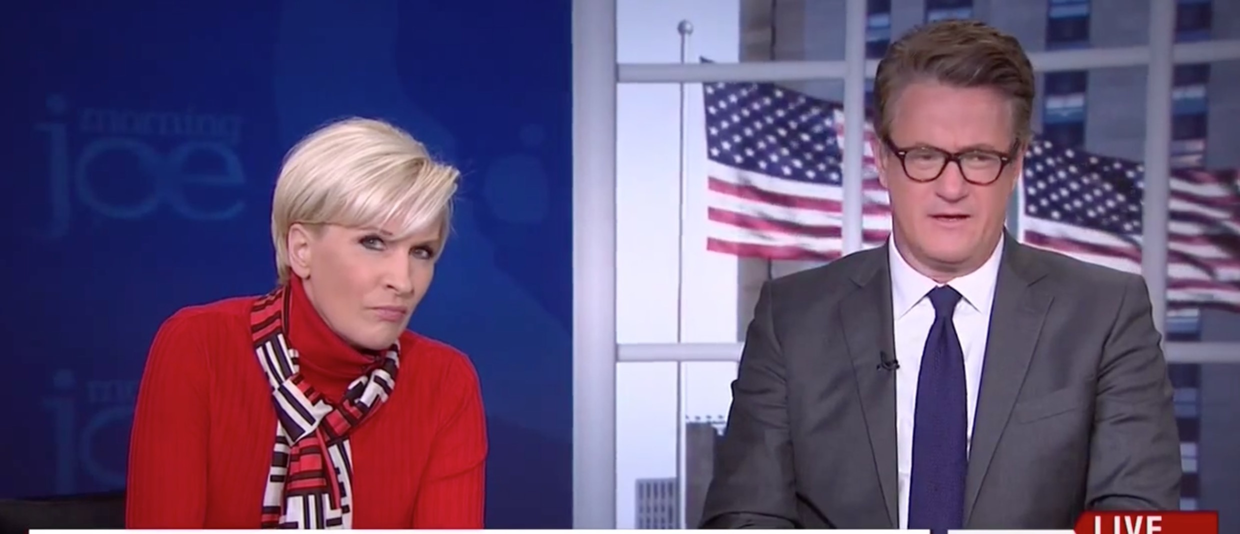 Scarborough Rips New Ted Cruz Ad: 'That's Just A Weird Ad, That's Not Gonna Connect' [screen shot MSNBC]