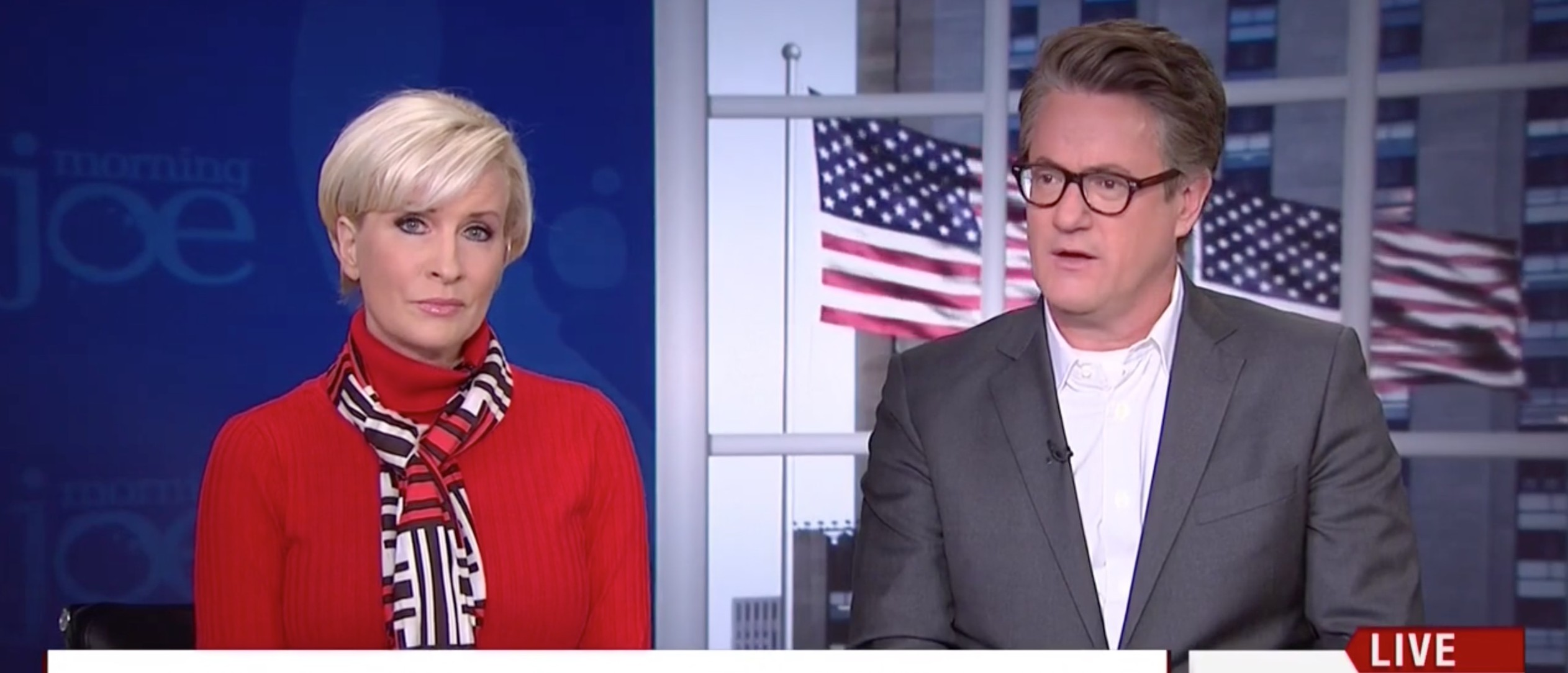 Scarborough: Trump's 'Genius' Strategy Of Campaign Is Akin To Ronald Reagan [screen shot MSNBC]