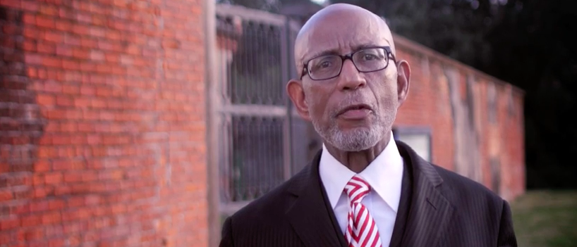 Elbert Guillory is out with a fiery clip ripping into President Obama over ISIS and guns. (Screenshot from YouTube).