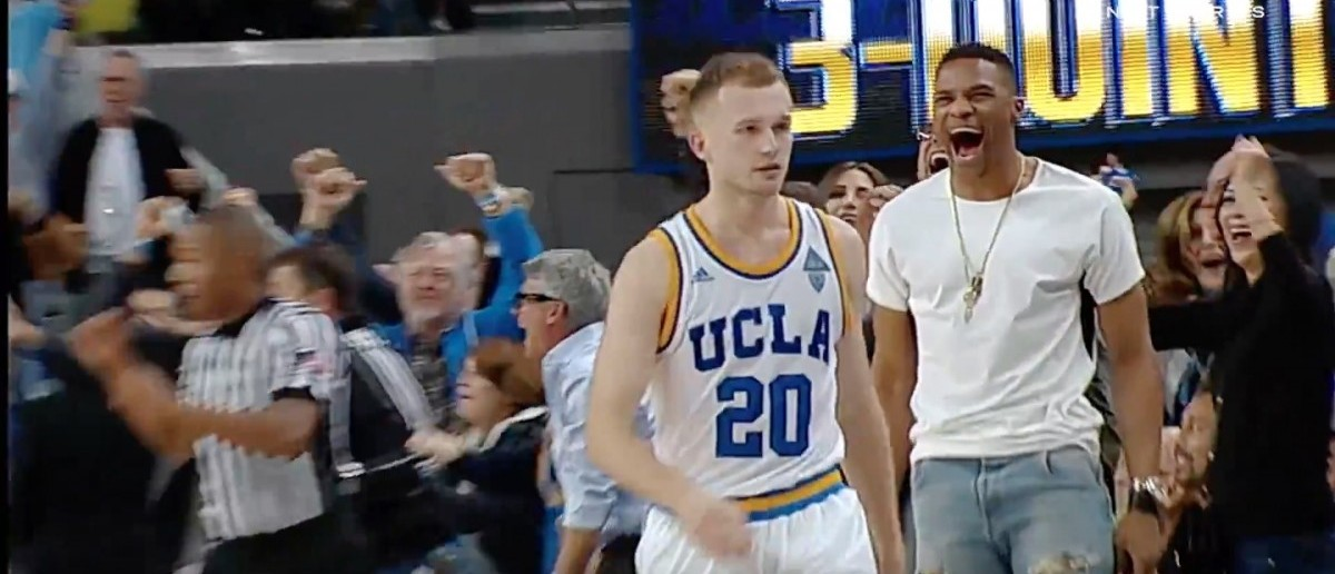 Bryce Alford (Credit: Screenshot/Youtube Pac-12 Networks)