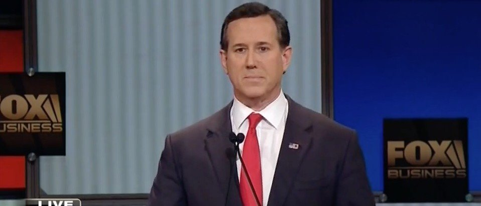Santorum: Iran Has Already Torn Up Obama's Nuclear Deal (Fox Business)