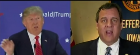 Trump and Christie (Youtube screenshot/ Mass Tea Party)