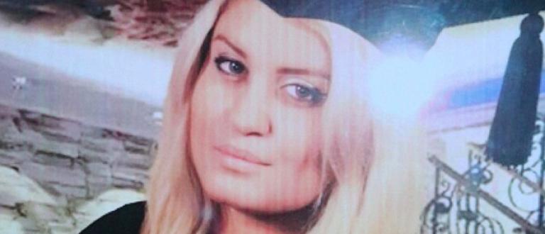 Alexandra Mezher, 22, was murdered by a refugee in Sweden Monday (Facebook)