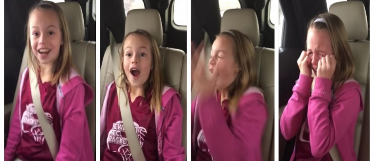 Adorable Little Girl Is Donald Trump's Biggest Fan, Can't Wait To Meet Him (YouTube)