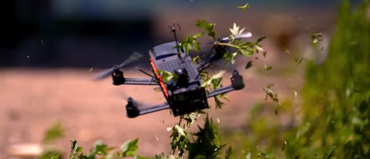 The 'Drone Racing League' Is A Very Real Thing, Is Way Cooler Than You'd Think (YouTube)