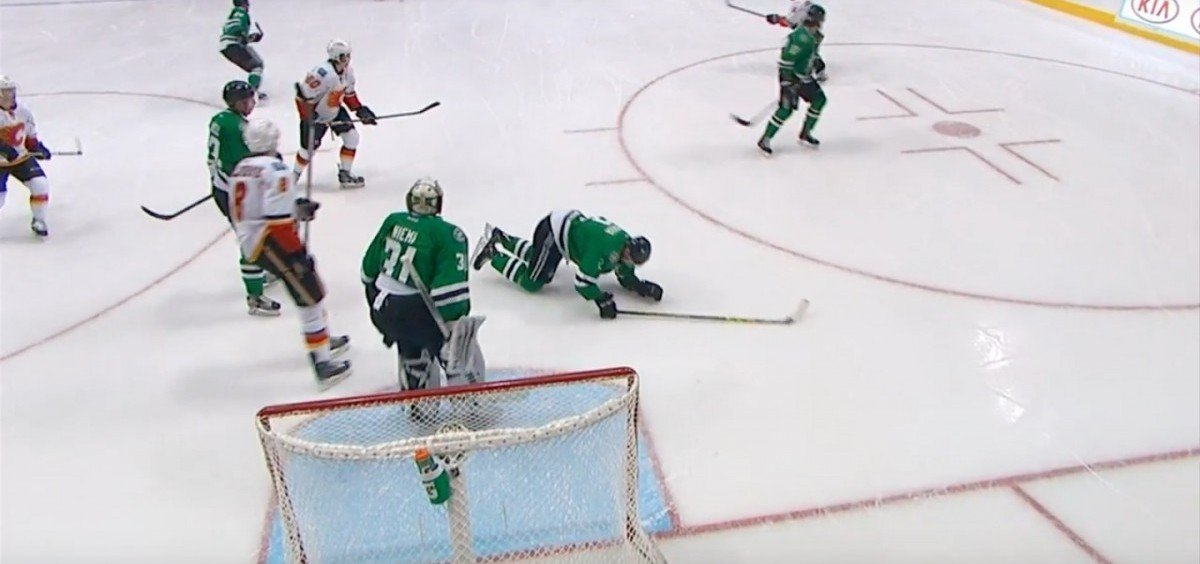 Jokipakka (Credit: Screenshot/Youtube SPORTSNETCANADA)