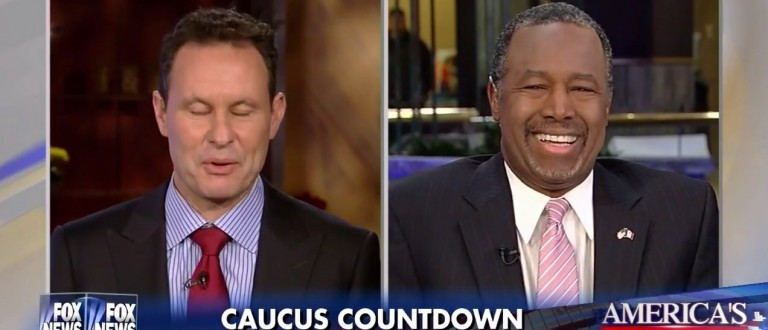 Only Way Carson Won't Go To New Hampshire? 'If I Die' (Fox News)