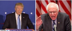 Trump Won't Debate Sanders: 'It Seems Inappropriate'