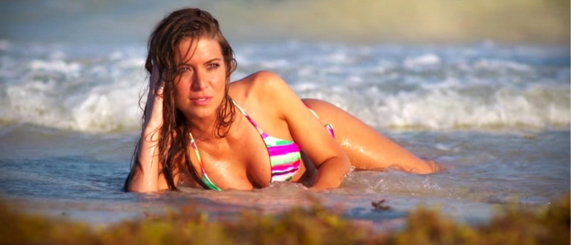 Oh, Did Someone Say Cowboys Cheerleaders Bikini Photo Shoot? (YouTube)