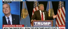 Trump: Jeb 'Is Just Not A Man' [VIDEO]