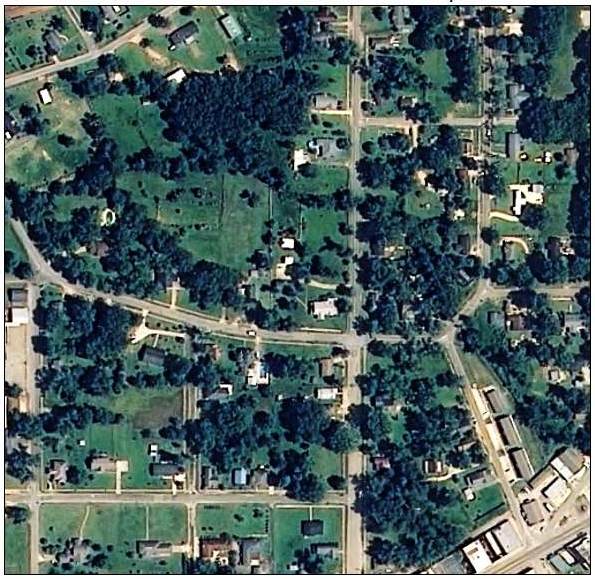 aerial photo frisco-city-al-0128312