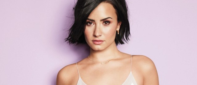 Demi Lovato defends her clothing choices.