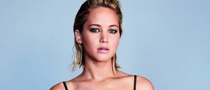 Jennifer Lawrence nude photos leaked